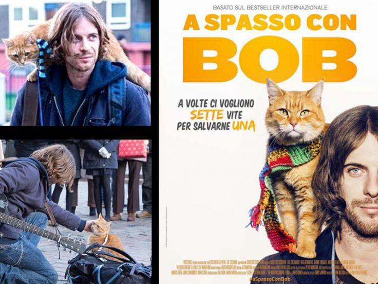 Locandina A spasso con Bob