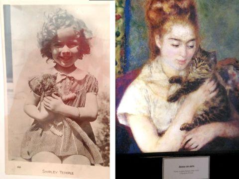 Il gatto e le donne
