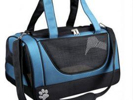 Trasportino morbido o borsa per gatto