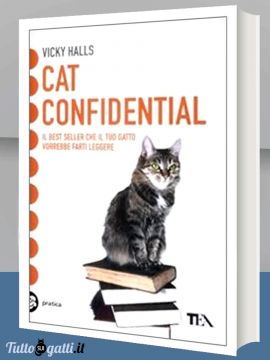 Libro: Cat confidential