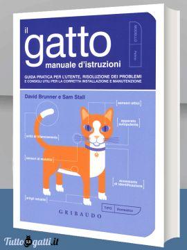 Libro: Il gatto. Manuale d'istruzioni