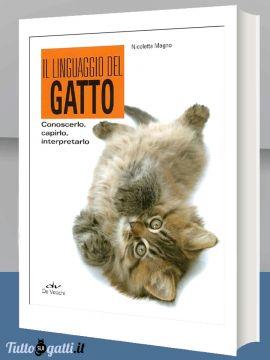 Libro: Il linguaggio del gatto