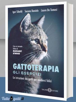 Libro: Gattoterapia. Gli esercizi