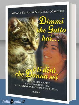 Libro: Dimmi che gatto hai e ti dirò che donna sei