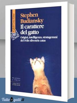 Libro: Il carattere del gatto
