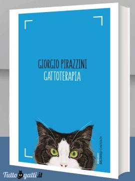 Libro Gattoterapia